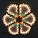Luminarie delle feste patronali