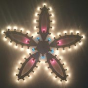 Luminarie natalizie pugliesi per interni ed esterni