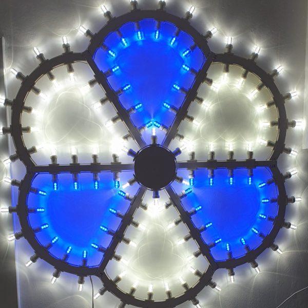 Rosone medio – luci esterne 2