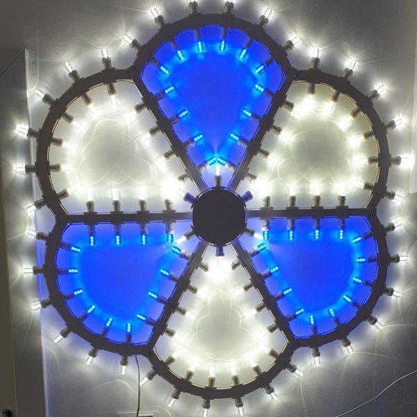 Rosone medio – luci esterne 3